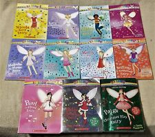 Lot 11 RAINBOW MAGIC Series Books PARTY FAIRIES Earth + Daisy Meadows SCHOLASTIC