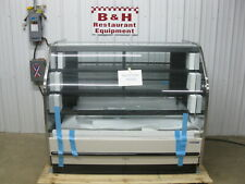 Hill Phoenix 5' Remote Curved Glass Donut Bakery Display Case Blf59R 2017 Model