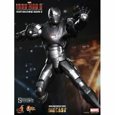 Hot Toys Iron Man 3 Figurine MMS 1/6 War Machine Mark 2 II - 30 cm