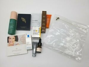Skinstore Lot of 11 Pieces Including Clear Pouch