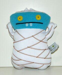 2013 Gund UglyDoll Mummy Babo Ugly Doll Plush Plushie Stuffed Animal Toy 9 Inch