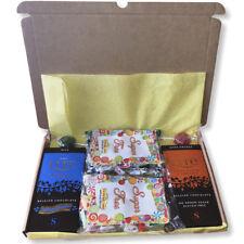 Sugar Free Diabetic Sweet Chocolate Gift Hamper Mail Box Personalised Label
