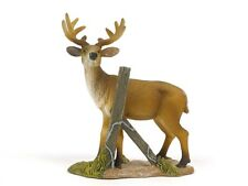 Wildlife Figurine By Royal Darwin White Tailed Deer Collectible Animal 101