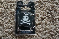 A Pirate Nightmare Jack Skellington & Crossbones Dangle Disney Pin 54618