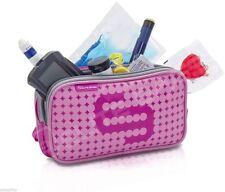 Elite isotérmico Cool bolsa/Kitbag para insulina & diabéticos suministros Rosa