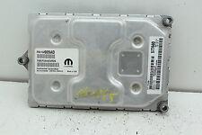 15 DODGE DART P05150909AD COMPUTER BRAIN ENGINE CONTROL ECU ECM EBX MODULE L2367