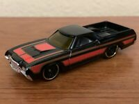 1972 FORD RANCHERO RARE SCALE 1:64 DIECAST LIMITED EDITION COLLECTIBLE LOOSE CAR