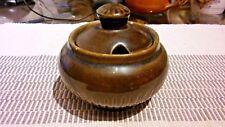 Prinknash Pottery Lidded Preserve Pot.