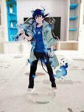 Anime Blue Exorcist Ao no Ekusoshisuto Rin Okumura Acrylic Stand Figure
