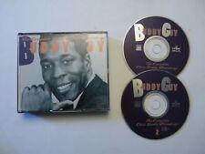 BUDDY GUY THE COMPLETE CHESS STUDIO RECORDINGS 2x CD SET 1992 BLUES JAZZ R&B