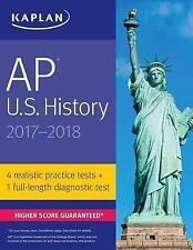 AP U.S. History 2017-2018 by Dornbush, Krista -Paperback