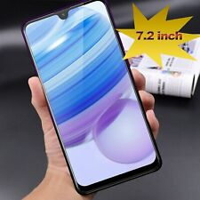 7.2 in Note8 Android 9.0 Cell Phone Unlocked Dual SIM Smartphone Quad Core Cheap