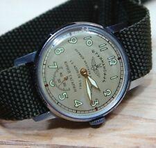 POBEDA Yuri Gagarin 1961 VERY RARE Mechanical Men's Wristwatch Made in USSR