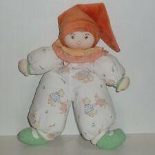 Doudou Lutin Moulin Roty - Bonnet orange