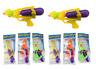 10 x 25cm Wasser Pistols Super Shot Wasserpistolen Nass Fight Cannon Strand Toys