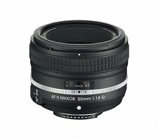 New Free Shipping Nikon Fxed Focal Lens AF-S NIKKOR 50mm F1.8 G Special Edition
