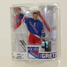 McFarlane Toys Figure - NHL Legends Series 6 - WAYNE GRETZKY (New York Rangers)