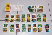 Carte ZOO DOMINO Dal Negro Animali selvatici 28 cards FRESCURA ORTOLAN