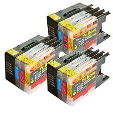 12 Tinte Patronen LC1280 XL für MFC-J5910DW MFC-J6510DW MFC-J6710DW MFC-J6910DW