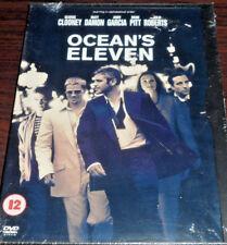 DVD. Ocean's Eleven /  George Clooney, Brad Pitt, Julia Roberts / Reg 2