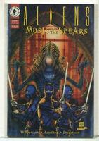 Aliens - Music Of The Spears Set 1-4 NM Dark Horse Comics CBX1R