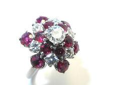 Reinheit VVS Exzellente Echte Diamanten-Ringe für Damen