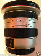 Cosina 19-35mm F3.5-4.5 MC AF Zoom Lens Canon - BNIB!