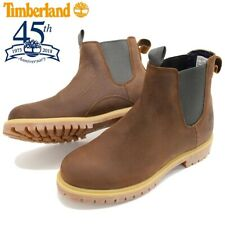 Timberland 6inch Premium Chelsea Medium Brown Leather Mens Boots  A1UHZ