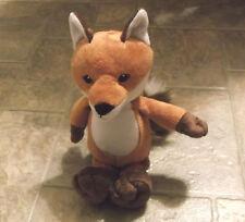 Kinder Surprise Plush Collectible Fox Christmas 2016 New