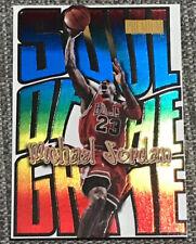 New listing **1998-99 Skybox Premium Soul Of The Game Michael Jordan #1 Chicago Bulls GOAT**