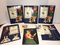 Huge lot of Molly American Girl books kits crafts theater kits paper dolls hard