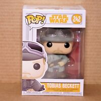 FUNKO POP  Star Wars Tobias Beckett #242