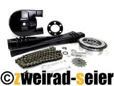 Kettenkit / Kettensatz mit Kleinteilen - Simson Schwalbe KR51, KR51/1