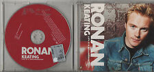 RONAN KEATING CD SINGLE 4 tracce LIFE IS A ROLLERCOSTER 2000