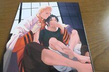 NARUTO yaoi doujinshi NARUTO X SASUKE (B5 32pages) Aca iro Kyusaisochi Acairo