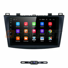 "9"" Android 9.0 Car Radio GPS Navi Bluetooth Wifi 4G Stereo For Mazda 3 2010-2013"