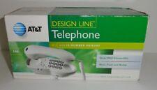 AT&T Design Line Telephone 10 number memory