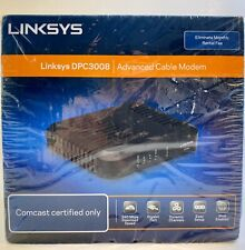 Linksys DPC3008 Advanced Cable Modem Comcast Certified Only Brand New