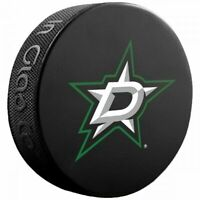 Dallas Stars Official NHL Logo Souvenir Hockey Puck Unsigned good for autographs