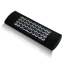 Air Mouse Backlit Wireless Keyboard Infrared USB Remote Control for XBOX ONE PS4