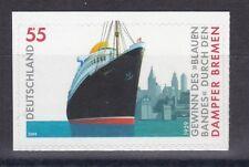 Briefmarken aus Deutschland (ab 1945) mit Schiffs-, Boots-Motiv als Einzelmarke