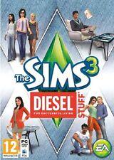 PC & Mac Spiel Die Sims 3 Add-On DIESEL Accessoires DVD Versand Erweiterung NEU