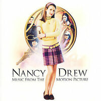 Nancy Drew [Music from the Motion Picture] Original Soundtrack CD NEW SEALED