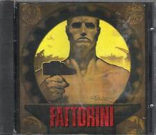 """FATTORINI - RARO CD FUORI CATALOGO CELOPHANATO """" FATTORINI """" ANTONELLA RUGGIERO"""