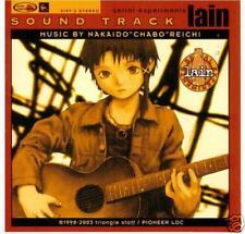 Lain: Serial Experiments - 2003 Game Original Soundtrack- CD