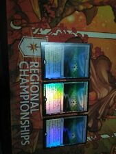 Foil flooded strand Khans Of Tarkir SP x1