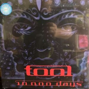 """Tool – 10,000 Days """"Double Coloured Vinyl"""" New & Sealed"""