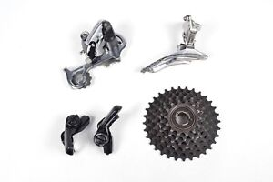 Suntour Accushift Shifters Derailleurs Freewheel Bicycle 6 Speed Rare Parts