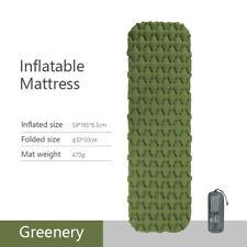 Naturehike NylonTPU Sleeping Pad Moistureproof Camping Mat Portable Air Mattress