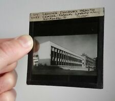 Magic Lantern Slide Finsbury Lubetkin Tecton Modernist Architecture Courtauld #2